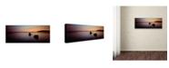 "Trademark Global David Evans 'Pennington Bay-Kangaroo Island' Canvas Art - 19"" x 6"""