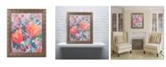 """Trademark Global Carrie Schmitt 'Inhalation' Ornate Framed Art - 11"""" x 14"""""""
