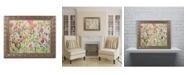"Trademark Global Carrie Schmitt 'Natarajasana' Ornate Framed Art - 16"" x 20"""
