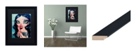 "Trademark Global Natasha Wescoat 'Just A Taste' Matted Framed Art - 16"" x 20"""