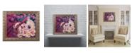 """Trademark Global Natasha Wescoat 'Little Briar Rose' Ornate Framed Art - 16"""" x 20"""""""