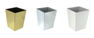 WS Bath Collections Ecopelle Paper Waste Basket