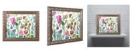 """Trademark Global Carrie Schmitt 'Wild Divinity' Ornate Framed Art - 16"""" x 20"""""""