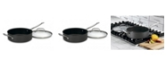 Cuisinart Chefs Classic Hard Anodized 5.5-Qt. Saute Pan w/ Helper Handle and Cover