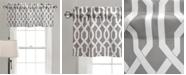 "Lush Decor Edward Trellis Print 52"" x 18"" Valance"