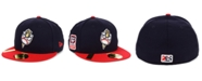 New Era Omaha Golden Spikes MiLB 100TH Anniversary Patch 59FIFTY-FITTED Cap