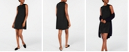 Eileen Fisher Sleeveless Swing Dress, Regular & Petite