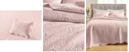 Martha Stewart Collection CLOSEOUT! Stenciled Leaves Standard Sham, Created for Macy's