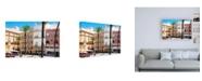 "Trademark Global Philippe Hugonnard Made in Spain Cadiz Architecture Canvas Art - 36.5"" x 48"""