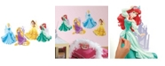 York Wallcoverings Disney Princesses and Castles Peel and Stick Giant Wall Decals