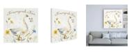 "Trademark Global Jane Maday Nostalgic Farm VI Canvas Art - 19.5"" x 26"""