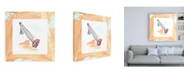 "Trademark Global Charles Swinford Charlies Crane Childrens Art Canvas Art - 36.5"" x 48"""