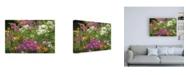 "Trademark Global Kurt Shaffer Photographs Ahhh Summertime Canvas Art - 19.5"" x 26"""