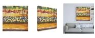 "Trademark Global Cheryl Warrick Urban Mixed Bag III Canvas Art - 19.5"" x 26"""