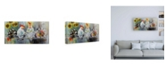 "Trademark Global Stephanie Aguila Ladies Who Lunch Canvas Art - 27"" x 33.5"""