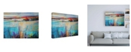 "Trademark Global Kate Boyc Soft Morning Light Canvas Art - 15.5"" x 21"""