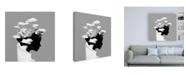 """Trademark Global Robert Farka Its a Cloudy Day Canvas Art - 36.5"""" x 48"""""""