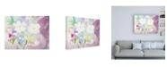 "Trademark Global Sheila Golde Serenity Pastels Canvas Art - 19.5"" x 26"""