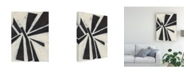 "Trademark Global June Erica Vess Symbiotic IV Canvas Art - 20"" x 25"""