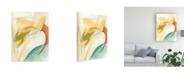 "Trademark Global June Erica Vess Vertigo II Canvas Art - 20"" x 25"""