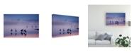 "Trademark Global Meizner Enchanted Serenity Canvas Art - 37"" x 49"""