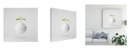 "Trademark Global Jose Maria Frutos In My World Canvas Art - 15"" x 20"""