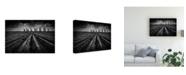 "Trademark Global Marc Apers Flanders Fields III Canvas Art - 20"" x 25"""