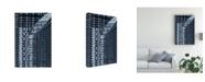 "Trademark Global Chris Hamilton Modern High Rise Canvas Art - 15"" x 20"""