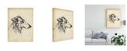 "Trademark Global Ethan Harper Breed Studies XII Canvas Art - 36.5"" x 48"""