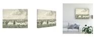 "Trademark Global Vision Studio Equestrian Scenes IV Canvas Art - 19.5"" x 26"""