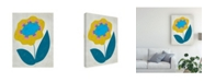 "Trademark Global Chariklia Zarris Summer Soiree II Canvas Art - 19.5"" x 26"""