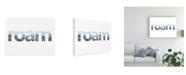 "Trademark Global Jennifer Goldberger Typography Canvas Art - 36.5"" x 48"""