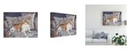 "Trademark Global Peter Snyder Yankee Canvas Art - 19.5"" x 26"""