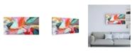 "Trademark Global Irena Orlov Integrity of Chaos Canvas Art - 36.5"" x 48"""