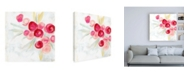 "Trademark Global June Erica Vess Rosebud Impression I Canvas Art - 36.5"" x 48"""