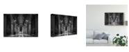 "Trademark Global Christopher Budny Morning Solitude Canvas Art - 37"" x 49"""