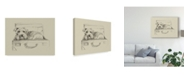 "Trademark Global Ethan Harper Stowaway I Canvas Art - 15"" x 20"""