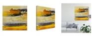 "Trademark Global Joyce Combs Paradise Island II Canvas Art - 20"" x 25"""