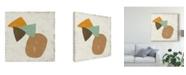 "Trademark Global June Erica Vess Mobile II Canvas Art - 20"" x 25"""