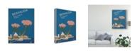 "Trademark Global Studio W See South America V Canvas Art - 20"" x 25"""