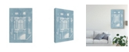 """Trademark Global Vision Studio Details of French Architecture II Canvas Art - 15"""" x 20"""""""
