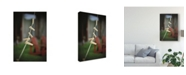 "Trademark Global Christine Sainte-Laudy Clothespins Canvas Art - 20"" x 25"""