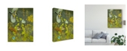 "Trademark Global Chariklia Zarris Birding II Canvas Art - 20"" x 25"""