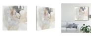 "Trademark Global June Erica Vess Supposition III Canvas Art - 15"" x 20"""