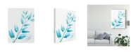 "Trademark Global Regina Moore Leaf Sunshine I Canvas Art - 20"" x 25"""