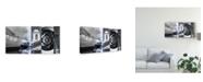 "Trademark Global Sisa Jasper Architecture Collage I Canvas Art - 20"" x 25"""