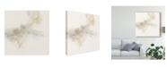 "Trademark Global June Erica Vess Vapor 3 Canvas Art - 20"" x 25"""