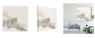 "Trademark Global June Erica Vess Vapor 6 Canvas Art - 15"" x 20"""