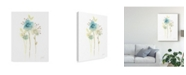 "Trademark Global June Erica Vess Bluebell I Canvas Art - 20"" x 25"""