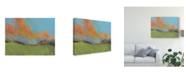 "Trademark Global Paul Bailey Last of Light Canvas Art - 15"" x 20"""